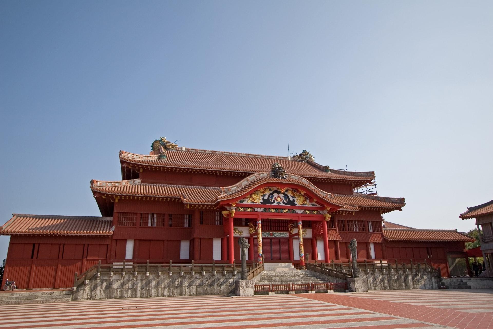 琉球王国の5偉人について